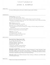 nanny resume examples child care worker cv template sample resume sample 1275 x 1650