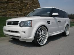 land rover sports car 26s on a new range rover sport trucks and s u v pinterest