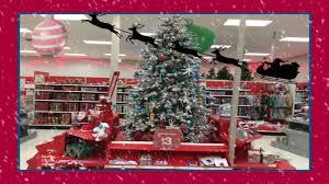 Target Christmas Decor Christmas Decor Shopping At Target Pt 1 2017 Youtube
