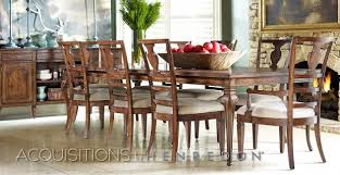 Henredon Dining Room Set by Inspiration Gallery Birmingham Wholesale Furniture
