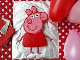 birthday cake recipe how to make a peppa pig birthday cake youtube