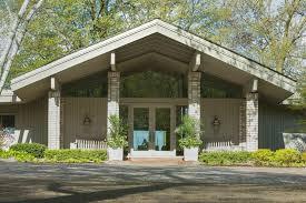 tour a california style midcentury modern house on lake minnetonka