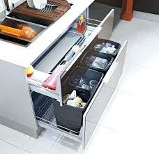 cuisine ergonomique tiroir interieur cuisine amenagement tiroirs cuisine pour une