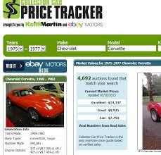 75 corvette value will c3 chrome bumper vettes go up in value corvetteforum