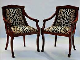 small animal print bedroom chair arm leopard accent to animal