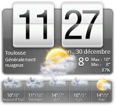 horloge sur bureau windows le widget htc sur le bureau de windows htc home les infos de