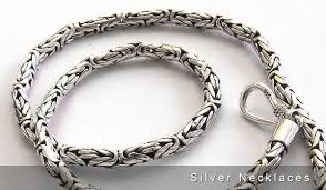 silver chain necklace wholesale images Wholesale balinese silver jewelry handmade 925 sterling silver jpg
