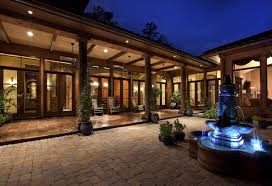 courtyard designs and outdoor living spaces outdoor living space
