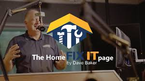 home fix it show with dave baker atlanta news weather and traffic