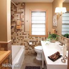 bathroom remodeling ideas the family handyman