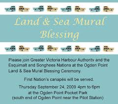blessing invitation land sea mural blessing invitation absolutearts