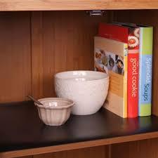 best kitchen shelf liner black adhesive shelf drawer liner