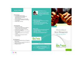 mbbs resume format best photos of example brochure template free sample business stress brochure sample