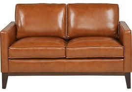 brown leather sofa and loveseat 779 99 greenwich sienna brown leather loveseat classic