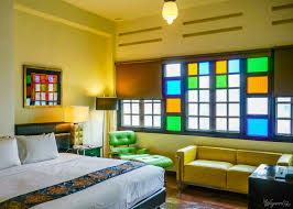 stay in this sustainable boutique hotel in penang malaysia u2014 the