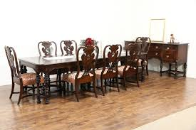 antique dining room sets whiteormal dining table room chairs wood