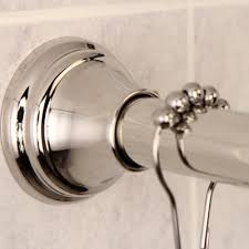 Curved Tension Shower Curtain Rods Homitex Curved Shower Rod Stainless Steel Curved Tension Shower