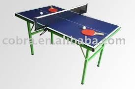 Foldable Ping Pong Table Foldable Mini Table Tennis Table Kids Toys Baby Tennis Table