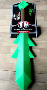 captainsparklez jerry tube heroes review plus vlog youtuber toys