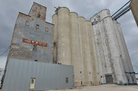Deep Silo Builder Tillotson Construction Company Our Grandfathers U0027 Grain Elevators