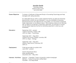 exles of accounting resumes objectiveement on resume exle of in exles goodements for