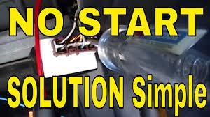 Wiring Diagram For 2000 Honda Civic Ex No Start Honda Pgm Fi Main Relay Test Youtube