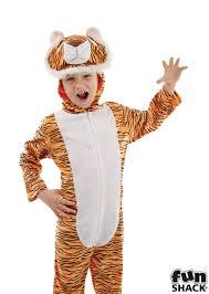 tiger boys fancy dress animal zoo jungle book character kids