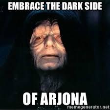 Side By Side Meme Generator - embrace the dark side meme generator