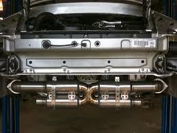 nissan 350z x pipe agency power satin titanium x pipe exhaust muffler system porsche