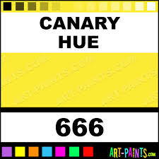 canary designer gouache paints 666 canary paint canary color