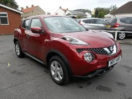 nissan juke 2017 red nissan juke 1 5 dci visia 5dr magnetic red 2017 in sidmouth