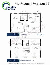 5 bedroom mobile homes floor plans 5 bedroom manufactured homes floor plans luxury floorplans house