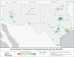 Oklahoma Zip Code Map U S Adds 156 000 Jobs In September Isea