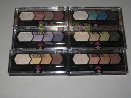 maybelline eye studio plush silk eyeshadow quads review and
