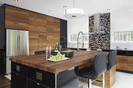 cuisine en bois design cuisine bois design cool tourdissant cuisine bois design et