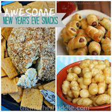 Dinner Ideas For New Years Eve Party The Best New Year U0027s Eve Snacks Tmh Real Life Dinner