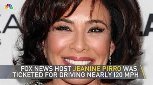 jeanine pirro hairstyle images fox news justice host jeanine pirro clocked going 119 mph nbc