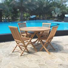 Outdoor Teak Table Popular Leaders Outdoor Furniture All Home Decorations
