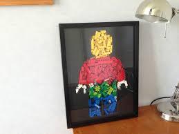deco chambre homme recyclez vos lego une idée 100 déco pigsou mag