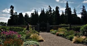 italian u0026 walled gardens at glamis historic castle in scotland