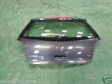 vw car tailgate panels ebay