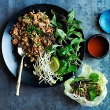 asian dish ring holder images Thai chicken lettuce wraps williams sonoma jpg