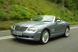 chrysler crossfire 2003 car review honest john