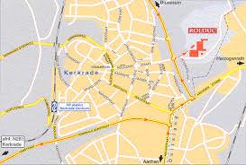 kerkrade netherlands map directions