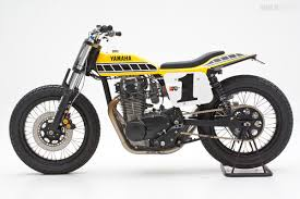 yamaha dirt tracker by jeff palhegyi bike exif