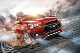expander mitsubishi red mitsubishi outlander sport action sold at a price of idr 375 000