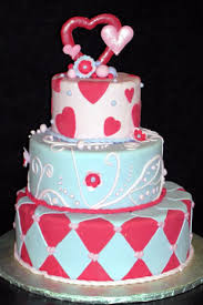 southern blue celebrations valentine cake ideas u0026 inspirations