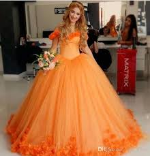 orange quinceanera dresses beautiful orange quinceanera dresses 2017 sweetheart backless