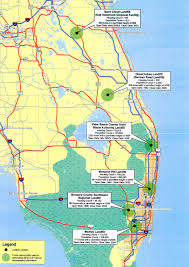 Map Of Broward County Florida by Where Will All The Garbage Go Are Broward Leaders Paying Attention