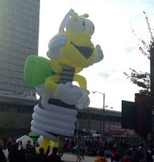 thanksgiving parade makes return to streets of st louis cbs st